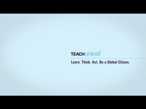 TeachUNICEF: Promoting Global Citizenship