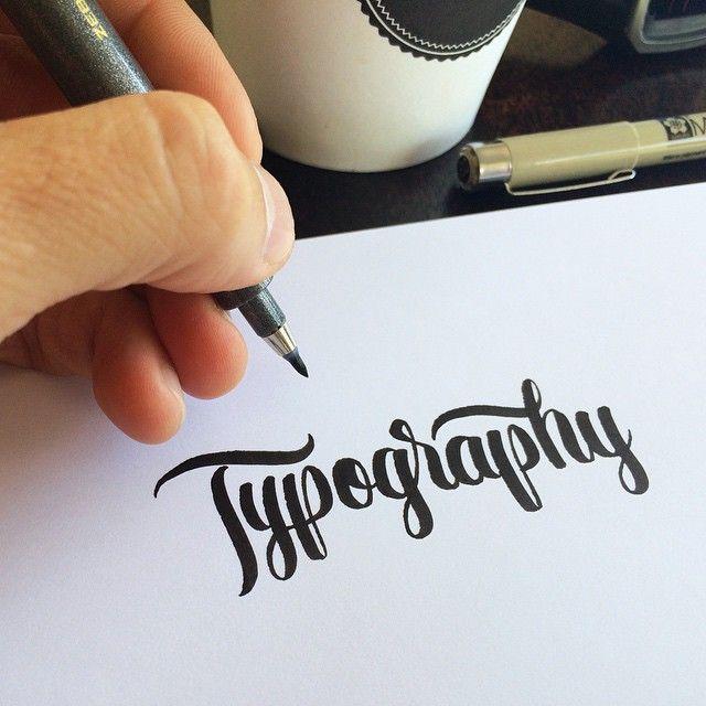 lettering by Matt Vergotis