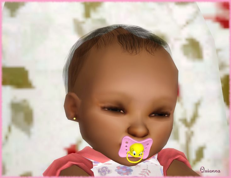 My Sims 3 Blog Little Sunshine Earrings For Infants By