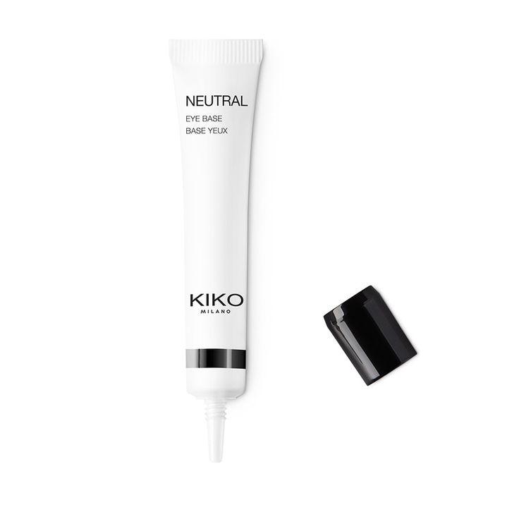 Base occhi neutralizzante e fissante - Neutral Eye Base – KIKO MILANO