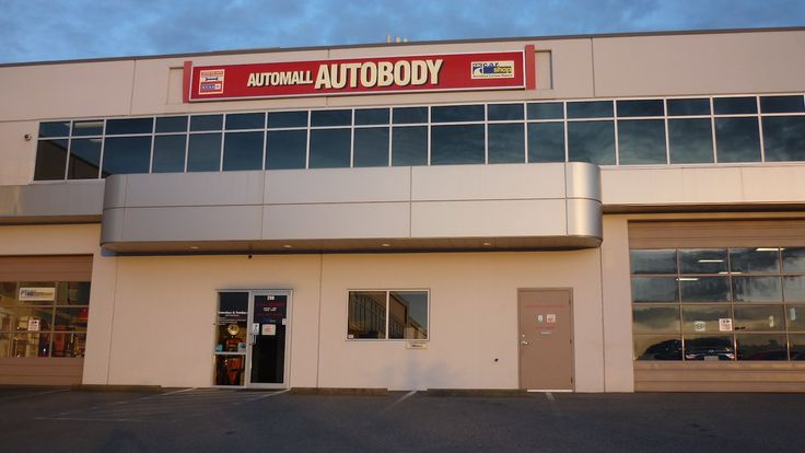 Get auto body service both you and your car deserve at Automall Auto Body!