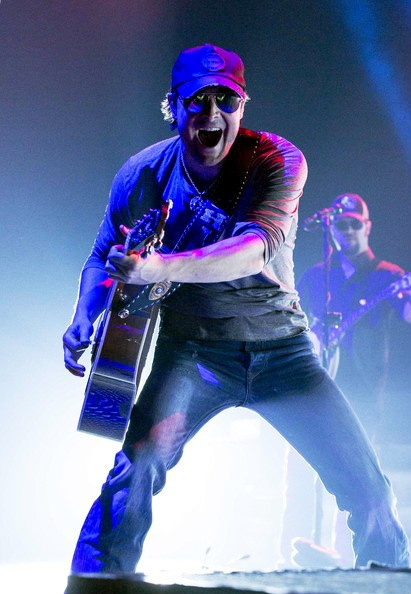 Eric Church-outlaw country - Yes Sir!  Live on Kimmel right now! The Outsiders!
