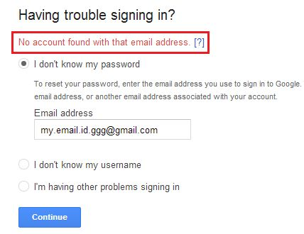 Learn, how to check if an email address is valid (exists) or not.