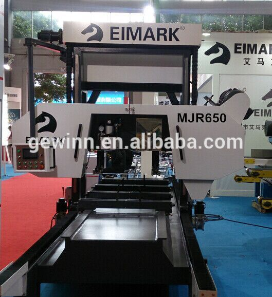 vinyl fence router machine