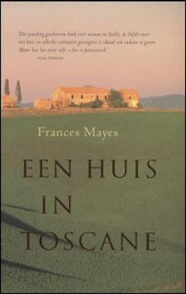 Mooi, lekker leesbaar boek over toch een soort droom van me; een eigen huis in het zalige Toscane