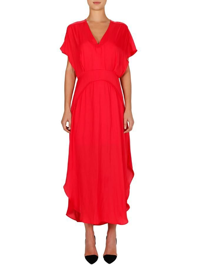 Luxe Deluxe - Look Twice Maxi Dress - Kiss Kiss