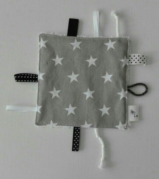 Baby Star Fabric Taglet