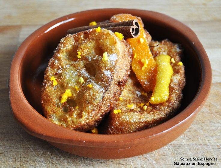 Plus de 1000 id es propos de desserts pains g teaux - La cuisine espagnole expose ...
