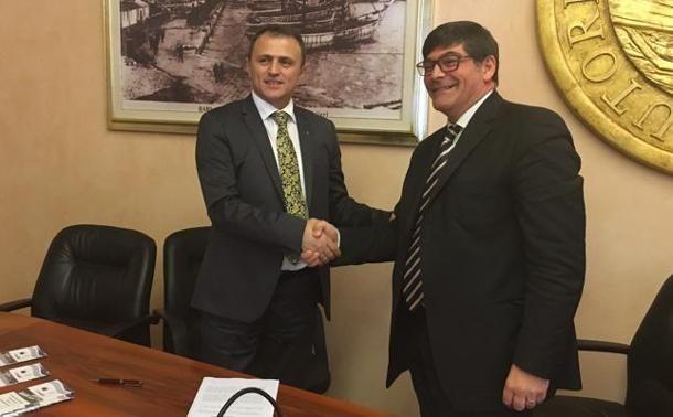 Autorità del Levante - accordo con Albania