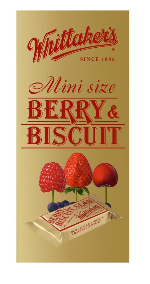 berry and biscuit