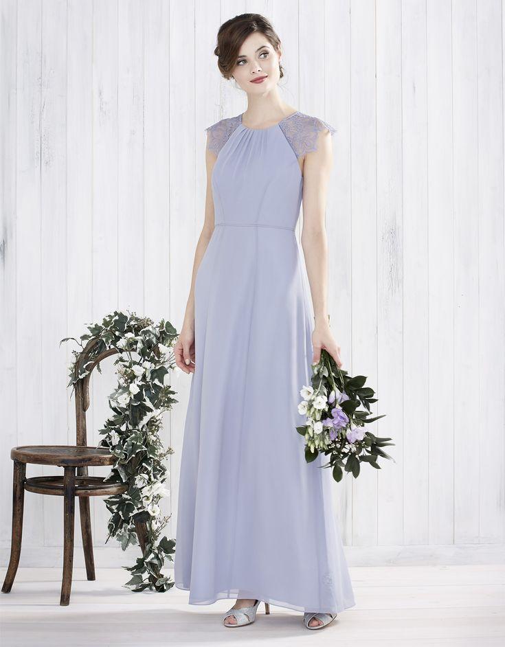 13 best Bridesmaids style images on Pinterest | Bridal dresses ...