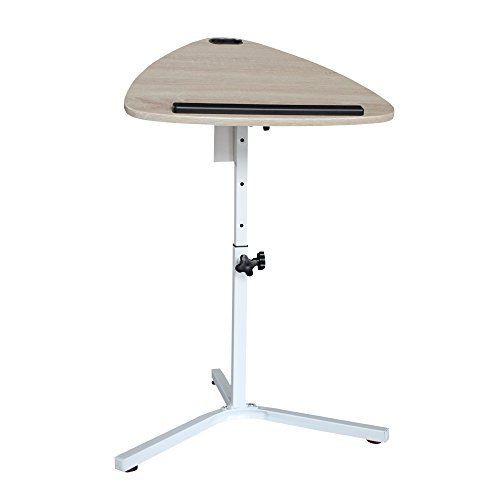 GreenForest Furnitures Adjustable Computer Desk Laptop Tray Table Stand--CW+Beech Green Forest http://www.amazon.com/dp/B00UMML0VO/ref=cm_sw_r_pi_dp_Ontdvb0G6465X