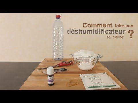Faites un déshumidificateur d'air pas cher pour votre maison - Des idées