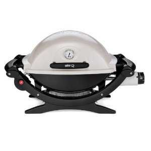 Weber Gas Grills Reviews | Weber 516501 Q 120 Gas Grill Review and Rating | Grill Reviews ...