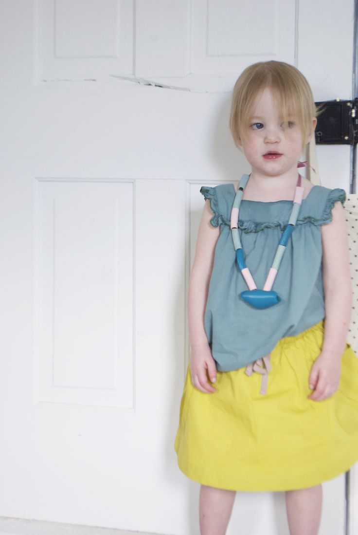 Mer Mag: Make a Modern Macaroni Necklace this Mothers Day!
