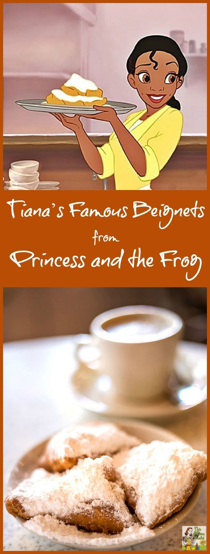 Are you looking for an beignet recipe like they make in New Orleans? Try  Tiana's Famous Beignets recipe from the Princess and the Frog movie and cookbook!(Sweet Recipes Desserts)