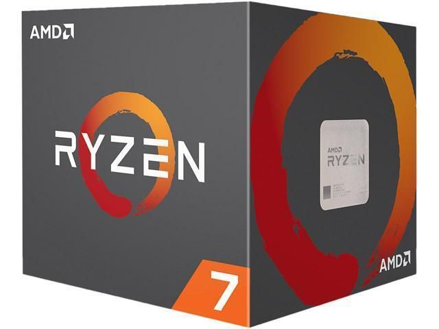 Amd Ryzen 7 2700 8 Core 3 2 Ghz 4 1 Ghz Max Socket Am4 65w Desktop Processor Graphic Card Amd Computer Processors