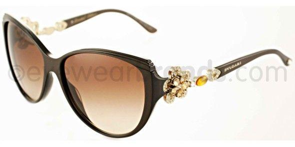 Bvlgari BV 8097B 897(13) SHIMMER BROWN Bvlgari Sunglasses   Bvlgari Eyewear   Designer Sunglasses   UK