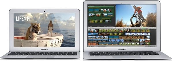 Apple's MacBook Air dominates the thin-and-light market in the U.S. And its momentum shows no signs of slowing down with the well-received 2013 model.