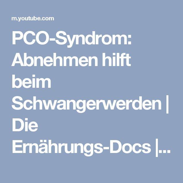 PCO-Syndrom: Abnehmen hilft beim Schwangerwerden | Die Ernährungs-Docs | NDR - YouTube