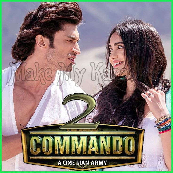 http://makemykaraoke.com/tere-dil-mein-commando-2-video-karaoke.html Song Name : Tere Dil Mein    Movie/Album : Commando 2    Singer(s) : Armaan Malik   Year Of Release : 2017   Music Director : Manna Shaah   Cast In Movie : Vidyut Jamwal, Adah Sharma, F...