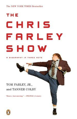 If you like Chris Farley this was such a good book about his entire life