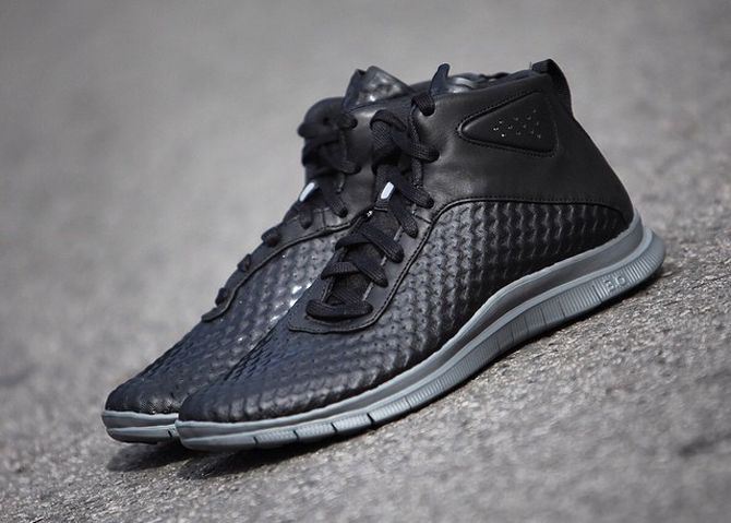 Nike Free Hypervenom Mid | Sole Collector My dream was always have a pair of shoes that's football inspired and still able to fulfill my daily needs! Thanks Nike!!!