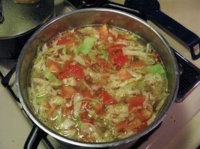 Shchi ~ Russian Cabbage Soup