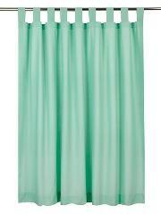 Aqua Curtains - 66x54 inch