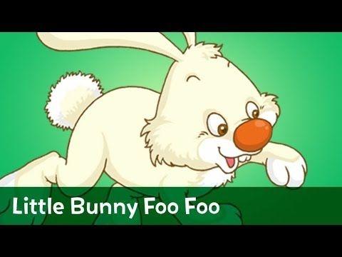 Little Bunny Foo Foo sing-along video