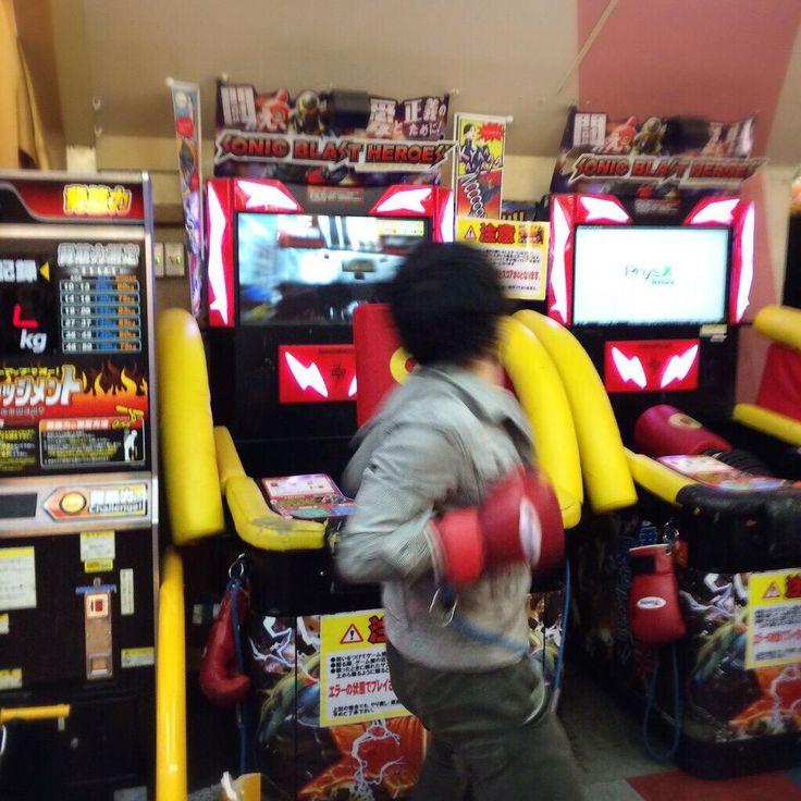 Punch master Soraru