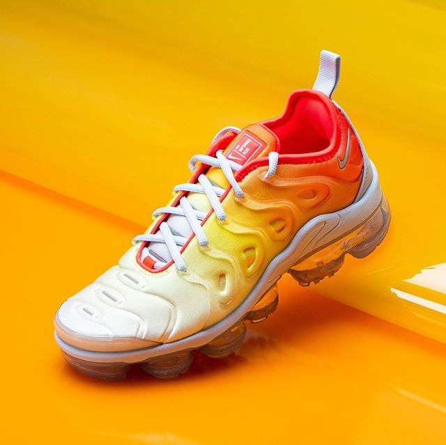 The newest Nike Air VaporMax Plus is