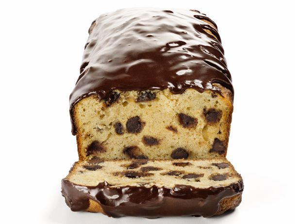 Banana Bread With Chocolate Chips and Chocolate Glaze Recipe : Food Network Kitchen : Food Network - FoodNetwork.com