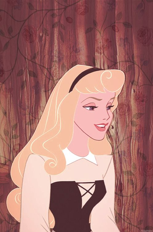 Briar Rose / Princess Aurora | Sleeping Beauty My favorite Disney princess