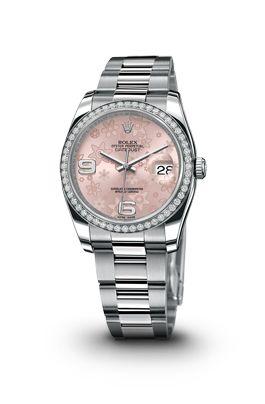 WOMEN'S DATEJUST 36 MM WATCH - ROLEX Timeless Luxury Watches