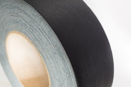 awesome Gaffer Tape – black 2 inch – 60 yards – Heavy Duty Gaffers Tape – Strong, Tough and Powerful, Secures Cables, Holds Down Wires Leaving No Sticky Residue – Very Easy To Tear – Non- Reflective – Water Proof – For The True Industry Professional – BUY 2 GET FREE SHIPPING   DO YOU WANT TO USE WHAT THE PROS USE? Gaffer Tape is used by professionals working in the Arts and Entertainment Industry Premium Grade Gaffer Tape…