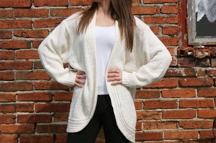 damski sweter jumper vintage od Kingdom of Vintage