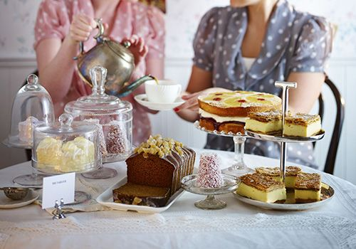 We've put together our top tips for pulling off your very own afternoon tea party with panache