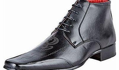 Private Brand Mens Italian Leather Lined Ankle Boots Designer Black Formal Casual Shoe Size , [Black], [ UK 6 / EU No description (Barcode EAN = 5053687625467). http://www.comparestoreprices.co.uk/mens-designer-shoes/private-brand-mens-italian-leather-lined-ankle-boots-designer-black-formal-casual-shoe-size--[black]-[-uk-6--eu.asp