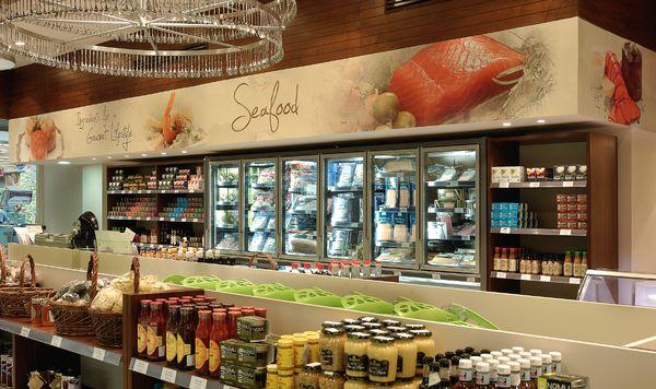236 Best Retail Food Images On Pinterest Butcher Shop Convenience Store And Retail Design