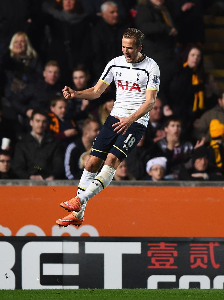Harry Kane has been lighting up the Premier League all season, and is widely regarded as one of football's bright young talents. Roy Hodgson has now announced that Harry Kane will be selected for the next international squad. But before he makes his England debut can he help Spurs move further up the EPL standings? Order yourself a Kane 18 Tottenham Hotspur shirt here: http://www.soccerbox.com/tottenham-hotspur-football-shirts-jerseys/ Use coupon FEB2015 for a 10% discount!