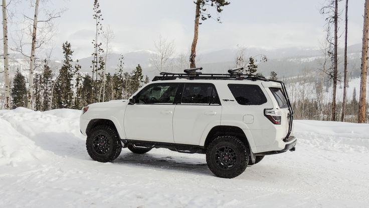TRD 17-IN gunmetal gray 2014 4runner limited - Google Search