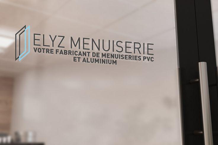 Création de logo pour menuisier, graphiste Marseille