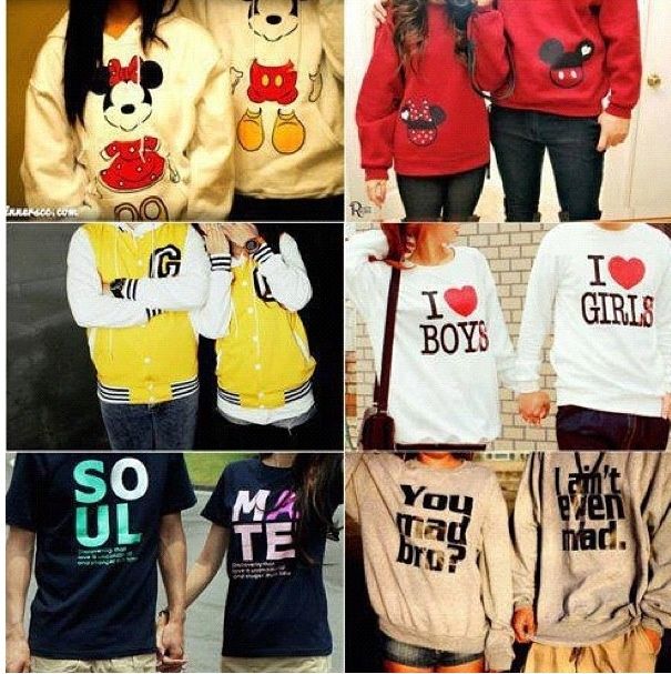His and Her Sweatshirts - 17 Best Images About His Hers On Pinterest