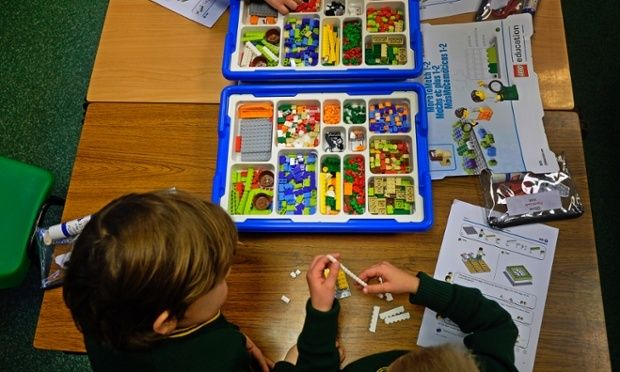 MoreToMath from Lego Education  A year 1 maths class using Lego at Birchfield school.  Ian Mahaffy: Concept and Design lead