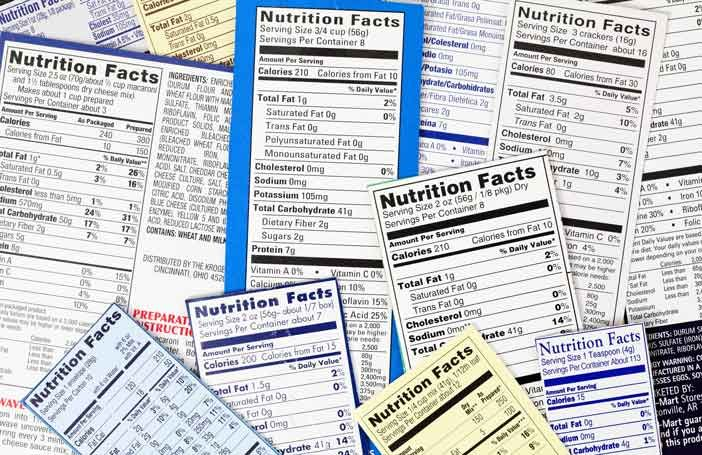 How to Identify Sugar on Nutrition Labels via @https://www.pinterest.com/daystofitness/