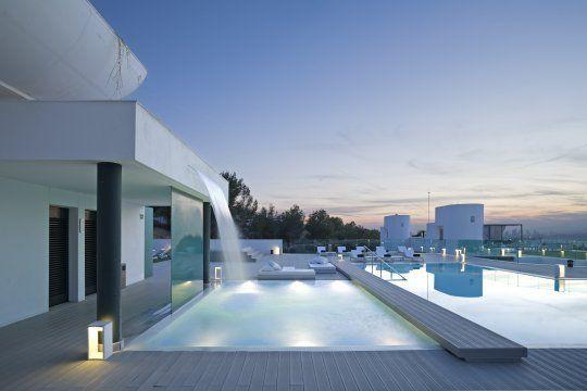 SHA Wellness Clinic and Spa, Alicante, Spain _ by Uraguayan architect Carlos Gilardi _