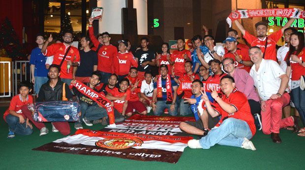 U Mobile Brings Epic Cardiff City FC vs Manchester United FC Match to Berjaya Times Square