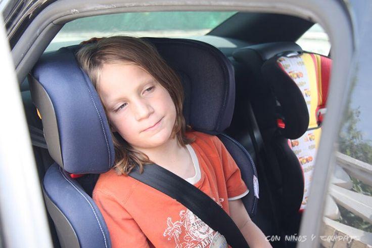 Consejos de seguridad vial en niños