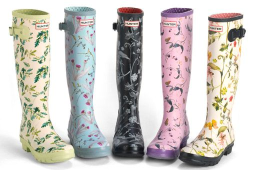Hunter boots... do we have anything like these in the philippines?!